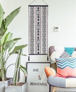 Bohemian Ethnic Wandbehang